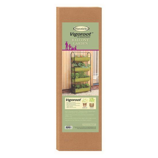 Vigoroot Balcony Garden packaging