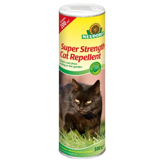 Super Strength Cat Repellent