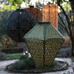 Lightstyle London Diamond Lantern