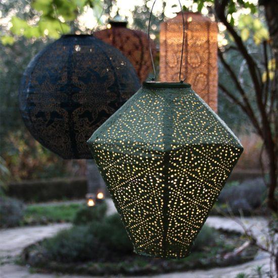 Lightstyle London Diamond Lantern