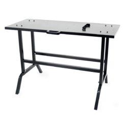 Log splitter table stand