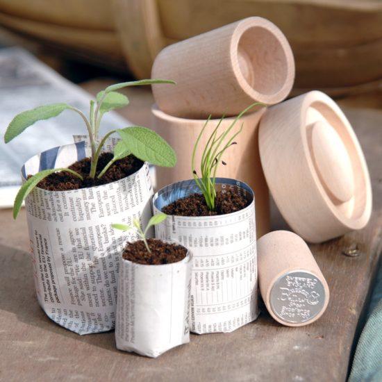 Burgon & Ball Paper Pot Maker