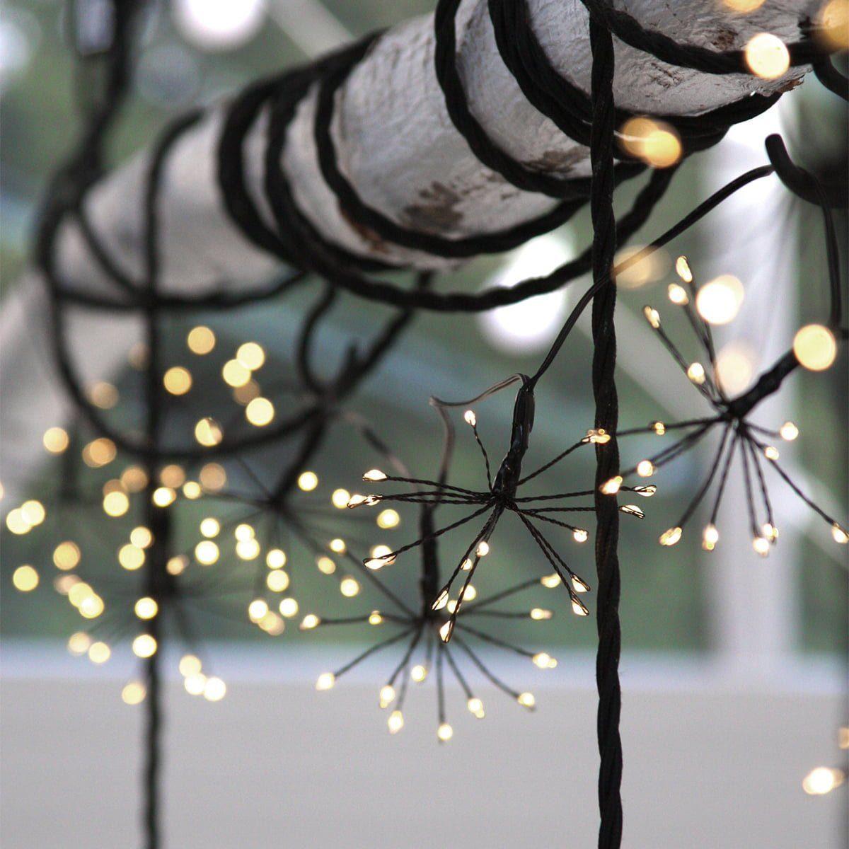 Lightstyle London Solar Starburst Chain