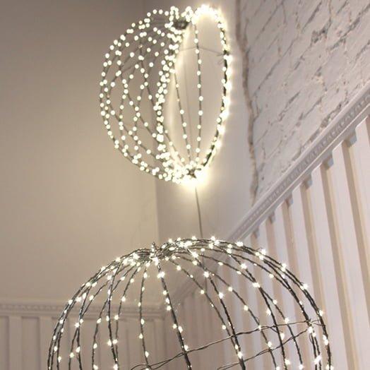 Solar Sphere inside house