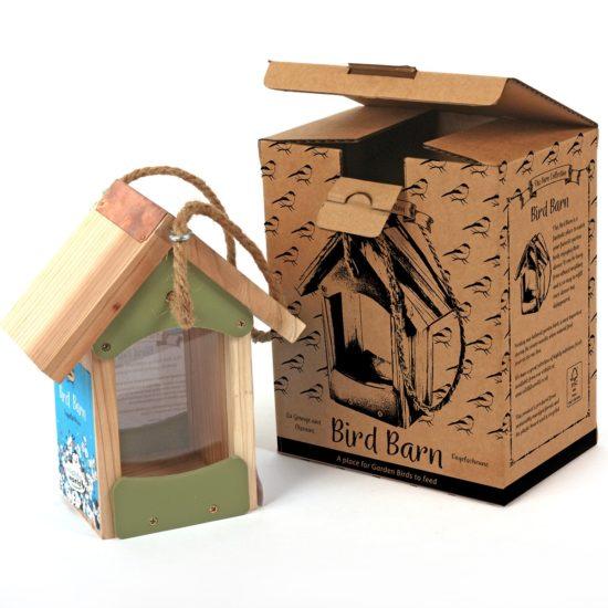 Wildlife World Bird Barn with packaging