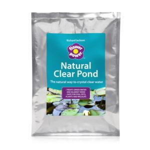 Natural Clear Pond 1 x 200g sachet