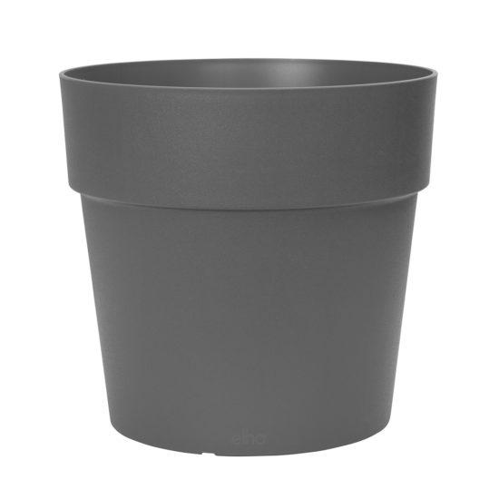 Vibia Straight Round Pot Anthracite