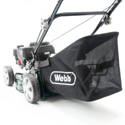 Webb Classic 41cm Self Propelled Petrol Mower WER410SP