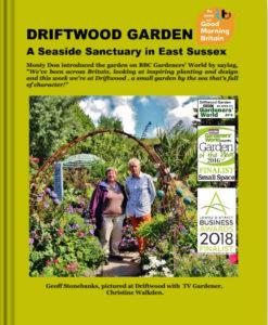 Driftwood Garden book by Geoff Stonebanks