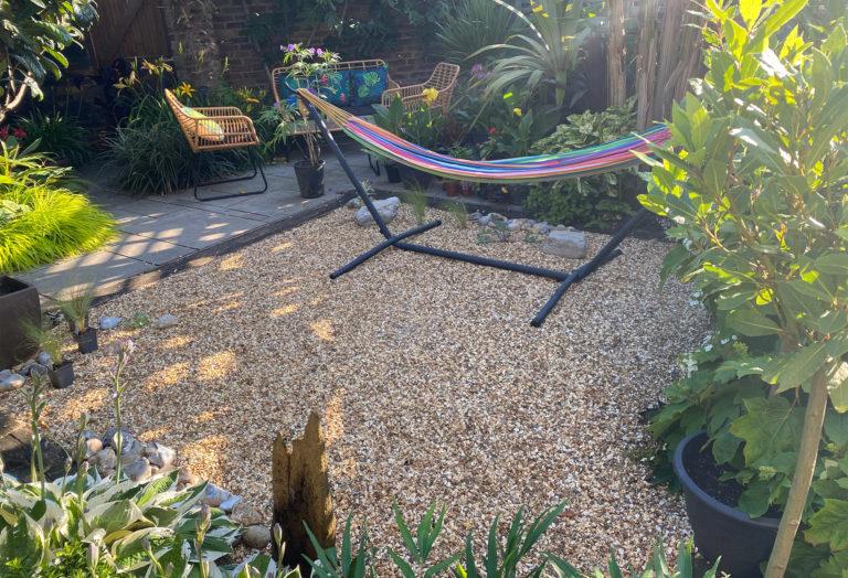 Martyn Cox's gravel garden