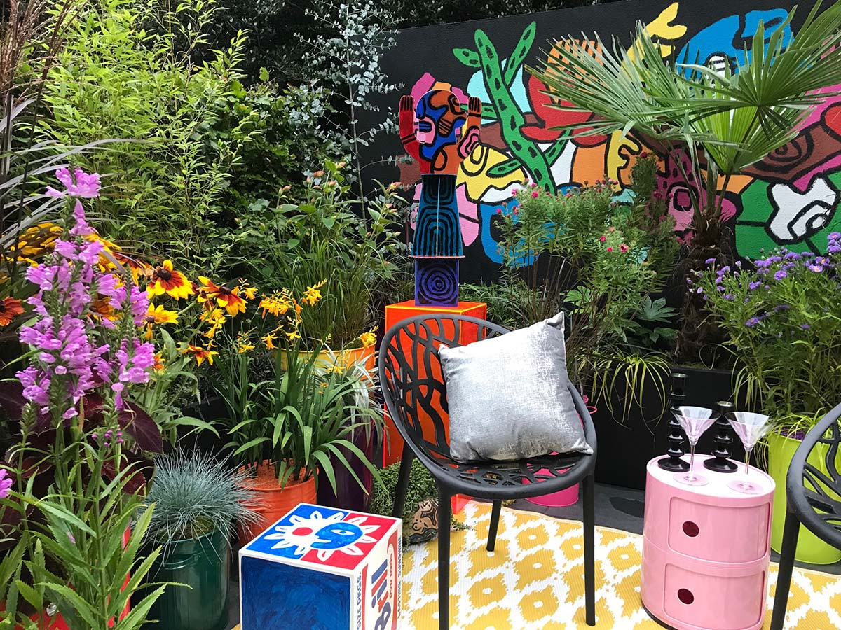 Pop Street - Chelsea Flower Show 2021