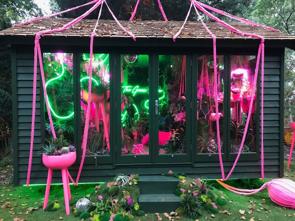 The Green Room - Chelsea Flower Show 2021