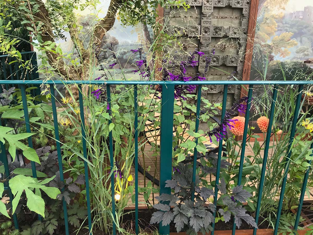 Balcony Gardens - Chelsea Flower Show 2021