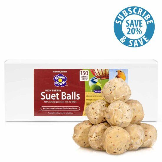 High Energy Suet Balls - 150 suet balls